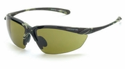 Crossfire 91721  Sniper Safety Glasses HD Green Lens - Military Green Camo Frame