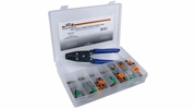 Pico 0003-DT  125 Piece Deutsch Electrical Connector Kit w/Tool 2, 3, 4, 6 and 8-Way Housings