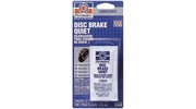 Permatex 80729  Disc Brake Quiet - Two 0.25 oz Pouches (126VR)