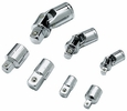 Performance Tool W30935  7 Piece Socket Adapters & Universal Joint Set