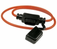 Pico 0965A   10 AMP In-Line ATM Mini Blade Fuse Holder with Dust Cap 16 AWG 100 per Package