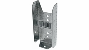 Simpson Strong Tie FB24Z  2x4 Fence Bracket 20 gauge Z-Max Finish