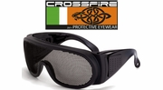 Crossfire Wire Mesh Safety Glasses