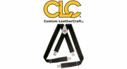Custom Leathercraft Suspenders