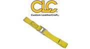 Custom Leathercraft Tie Down Straps