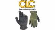 Custom Leathercraft Work Gloves