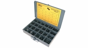 Pico 0004-G  477 Piece Assorted Grommet Kit in Metal Kit Drawer 1/4 to 1 inch