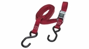 """Keeper 05115  1"""" x 15' Cam Buckle Tie Down with Full Size Hooks"""