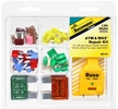 Bussmann 64  ATM and MAX Blade Fuse Repair Kit with 59 ATM Fuses, 4 MAX Fuses and Tester Puller