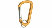 "Enkay 514 Carabiner Key Ring 2-1/2"" Assorted Colors"