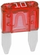 Bussmann ATM-10  Red ATM 10 Amp Fast-Acting Automotive Mini Blade Fuses - 5 per Box