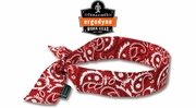 Chill-Its 6700 Evaporative Cooling Bandana - Tie Style