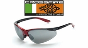 Crossfire Brigade Safety Glasses