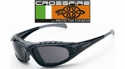 Crossfire Diamondback Safety Glasses