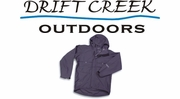 Stormy Blue Tundra Tech Hooded Rain Jacket and Pants