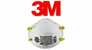 3M Particle Masks and Respirators