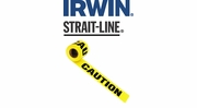 Irwin Strait-Line Barrier Tapes