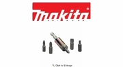 Makita Insert Bits & Accessories