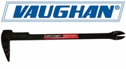 Vaughan Nail Pullers and Pry Bars