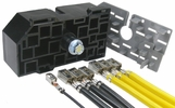 Pico 5763PT  1990-On Ford Ignition Switch Harness Repair Kit Seven Lead Wiring Pigtail 1 Set Per Package