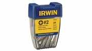 Irwin 357120  #2 Phillips Drywall Bits in Pro-Pak Container 20 per Package