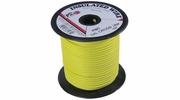 Pico 82142S  14 AWG Yellow SXL Cross-Linked Wire for Higher Heat Resistance 100' per Package