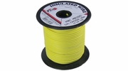 Pico 82162S  16 AWG Yellow SXL Cross-Linked Wire for Higher Heat Resistance 100' per Package