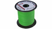 Pico 82124S  12 AWG Green SXL Cross-Linked Wire for Higher Heat Resistance 100' per Package