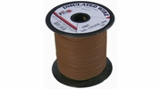 Pico 82146S  14 AWG Brown SXL Cross-Linked Wire for Higher Heat Resistance 100' per Package