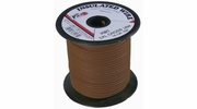 Pico 82166S  16 AWG Brown SXL Cross-Linked Wire for Higher Heat Resistance 100' per Package