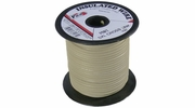Pico 82187S  18 AWG White SXL Cross-Linked Wire for Higher Heat Resistance 100' per Package