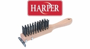 Harper Brush Wire Scratch Brushes