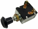 Pico 5521A  Standard 6 or 12 Volt Push-Pull Switch SPST 25 Per Package