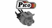 Pico Electrical Pigtail Assemblies for Warning and Gauge System