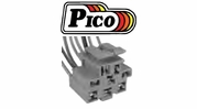 Pico Eight Lead Pigtail Assemblies