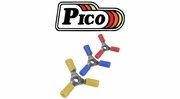 Pico 3-Way Connectors