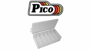 Pico Empty Plastic Kit Boxes