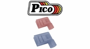 Pico Flag Terminals Fully Nylon Insulated