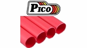 "Pico Heat Shrink Tubing 1/8"" to 1"" Red"
