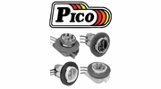 Pico Light Socket Asseblies for Wedge Bulbs
