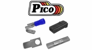"Pico 0.250"" Tab Quick Connect Receptacle and Adapters"
