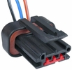 Pico 5742PT  1985-On Ford Manifold Absolute Pressure (MAP) Sensor Three Lead Wiring Pigtail