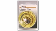 Pico 81102PT  10 AWG Yellow Primary Wire 10' per Package