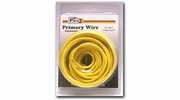 Pico 81142PT  14 AWG Yellow Primary Wire 20' per Package