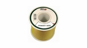 Pico 81182J  18 AWG Yellow Primary Wire 50' per Package