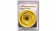 Pico 81202PT  20 AWG Yellow Primary Wire 50' per Package