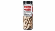 """Porter Cable 5562  Size """"20"""" Plate Joining Biscuit Tubes 100 Biscuits per Package"""