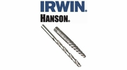 Irwin Hanson Spiral Extractor & Drill Bit Combo Packs