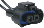Pico 5340A  H8 and H11 Halogen Headlight Electrical Wiring Pigtail - Black 25 per Package