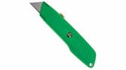 "Stanley 10-179  5-5/8"" High Visibility Retractable Blade Utility Knife"